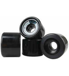 AOB wheels 4 pieces black