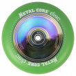 Metal Core Disc 110 mm green wheel