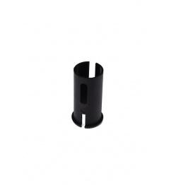 Plastic handlebar tube suspension - Suspension