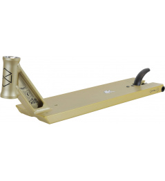 "Board Native Advent R Saundezy 5.75 ""546mm Raw + griptape free"