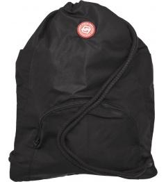Striker Drawstring backpack black
