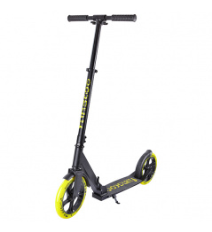 Funscoo 230 mm folding scooter yellow